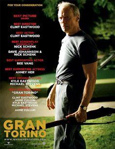 LAS PELÍCULAS QUE YO VEO: una página de cine: GRAN TORINO (Gran Torino, 2008), de Clint Eastwood: Las películas que yo veo