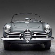 """""""Alfa Romeo Spider, the ultimate classic convertible? Alfa Romeo Giulietta Spider, Alfa Romeo Spider, Alfa Giulia, Alfa Romeo 155, Alfa Romeo Cars, Vespa, Sport Cars, Race Cars, Alfa Alfa"""
