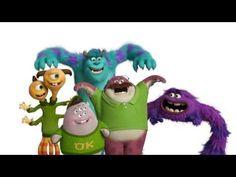 Schreckübung #DieMonsterUni ©Disney•Pixar