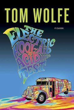 Definitely a strange read, it definitely documents the hippie generation pretty good though.