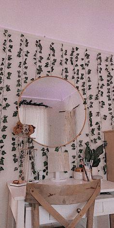 Cute Bedroom Decor, Room Design Bedroom, Teen Room Decor, Room Ideas Bedroom, Bedroom Inspo, Dream Bedroom, Bedroom Beach, Bedroom Designs, Wall Decor