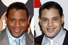 Whoa! What happened to Sammy Sosa?!