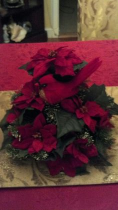 Small xmas arrangement