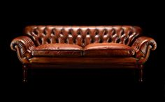 The Chesterfield, something a room can be built around.