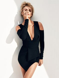 Charlize Theron - new photos, portraits and photo shoot