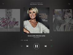 Spotify - voor thuis of onderweg. Nu ook 'Eerste liefde, mooiste liefde' de nieuwste single van Dana Winner toegevoegd aan mijn favorieten lijst.