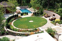 Outside design house Architecture: Scarlett Breeding, AIA.Landscaping & Stone Work: Mike Prokopchak | House Architecture Interior Exterior D...