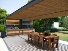 Architectural Design and Consulting. Outdoor Decor, Outdoor Entertaining Area, Outside Living, Outdoor Living Design, Pool Houses, Modern Landscaping, Yard Design, Diy Outdoor Kitchen, Outdoor Wood Fireplace