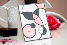 Yana Smakula | Simon Says Stamp - You Are The Best using MOD CIRCLE FRAME Craft Dies S274 DieCember