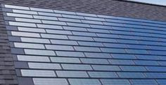 Solar shingles - now offered by Colorado roofing companies ------------------------- boink awesome