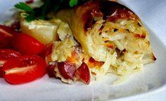 Cooking with Zoki: Zapecene paprike punjene krompirom