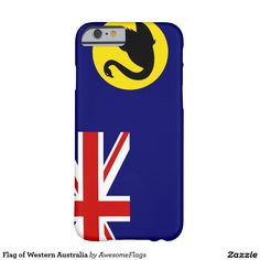 Flag of Western Australia Barely There iPhone 6 Case