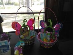 My Easter Baskets made at Patty's Patio http://pattyspatio.jimdo.com