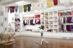 If I had a store I would love it to look like this! Very cool!