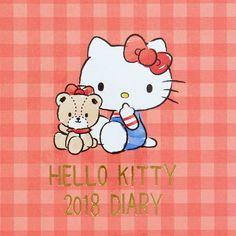 Hello Kitty / 2018 Diary