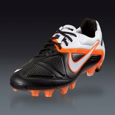 site full of soccer shoes for 50% off