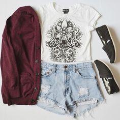 Moda juvenil ♛♡                                                                                                                                                     Mais