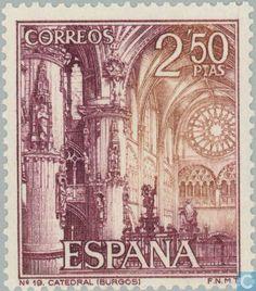 Spain [ESP] - Tourism 1965