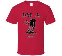 Horoscope Virgo T Shirt