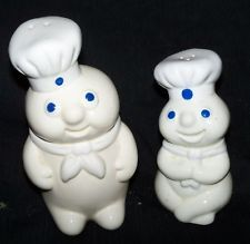 vintage salt and pepper shakers pillsbury | eBay