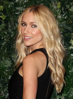 Kristin Cavallari. People always tell me I look like her.. never really saw it until this pic a little.