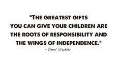 Teach them well..