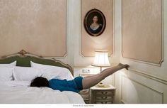 Photographer Anja Niemi, Do Not Disturb show