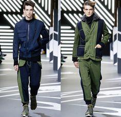 Resultado de imagen para sportswear fashion men