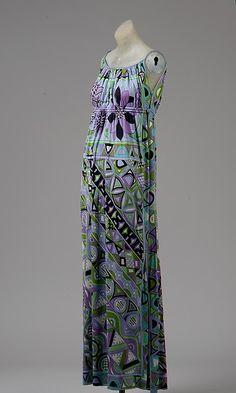 Pucci vintage silk 1966