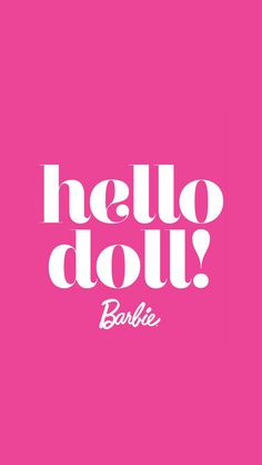 Welcome cards - Barbie party Barbie Birthday, Barbie Party, Barbie Life, Barbie World, Bad Barbie, Vintage Barbie, Vintage Dolls, Mode Rose, Pink Quotes