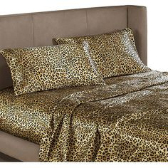 122 Best Leopard Bedding images in 2018 | Animal prints, Bedspread ...