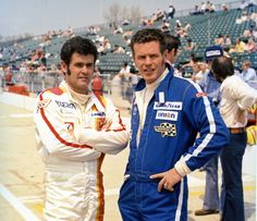 1975 - Al Unser with Bob Unser | Flickr - Photo Sharing!