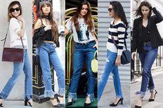 Tendência: Calça jeans com franjas | Just Lia
