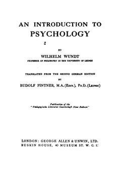 an introduction to the life of sigmund freud the father of psychology Freudian psychology introduction sigmund freud (1856- the child is the father of the man if the child is overly toilet trained.