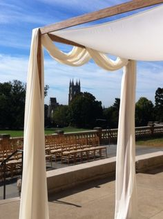For rent - Chuppah / Wedding Canopy Rental - Philadelphia And Surrounding Areas   Recycled Bride
