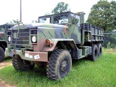 AM General M923A1 5-Ton 6x6 Cargo Truck on GovLiquidation!