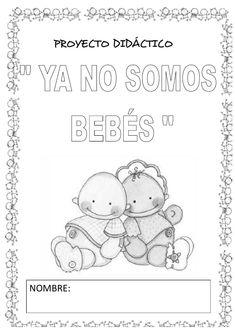 Proyecto bebes 2013 14 ADAPTACIÓN DE UN PROYECTO SOBRE BEBÉS 3 Year Olds, Class Projects, Snoopy, Author, Comics, Children, School, Fictional Characters, Simple