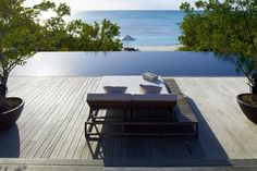 The estate on Parot cay owned by the designer Donna Karan.