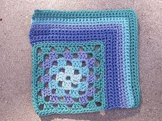 Ravelry: Project Gallery for Corner Granny pattern by Jan Eaton
