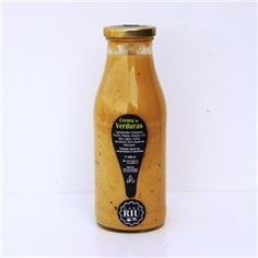 Crema de verduras 500 cc Deliciosa crema de verduras, elaborada solamente con productos totalmente naturales   Crema de verduras Casa Riu. Producto natural, sin conservantes ni colorantes.  http://www.selectosfragola.com/product/1934/0/0/1/Crema-de-verduras-500-cc.htm