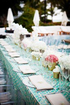 40 decorações para mesas de casamento 2017 incríveis: encontre a sua! Image: 18