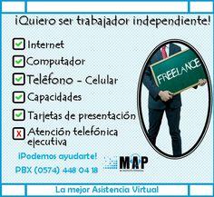 Freelance: necesitas una Asistente Virtual