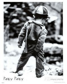 Kleiner Junge Poster von Cynthia Lake - AllPosters.at