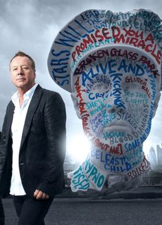 Simple Minds frontman Jim Kerr - Alive and Kicking