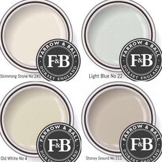 Farrow and Ball Skimming Stone Coastal Paint Colors, Favorite Paint Colors, Paint Colors For Home, Paint Colours, Farrow And Ball Paint, Farrow Ball, Colorful Decor, Colorful Interiors, Bedroom Wall