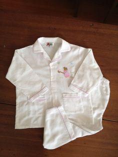 Pink Mousey Flannelette Pyjamas – minorbyrd.com.au Childrens Pyjamas, Cotton Pyjamas, Chef Jackets, Classic, Pink, Tops, Women, Style, Fashion