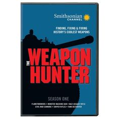 #New post #WEAPON HUNTER: SEASON ONE  ** DVD ** 2-Disc Set ** SEALED ** NEW  http://i.ebayimg.com/images/g/1hcAAOSwnHZYmBhZ/s-l1600.jpg      Item specifics    									 			Condition:  												 														  															 															 																Brand New: An item that has never been opened or removed from the manufacturer's sealing (if applicable). Item  																  																		 																		... https://www.shopnet.one/weapon-hunter-season-o