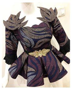 African Fashion Ankara, Latest African Fashion Dresses, African Dresses For Women, African Print Fashion, African Attire, Women's Fashion Dresses, African Men, Africa Fashion, African Prints