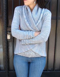 Pole sweater - this looks so cozy