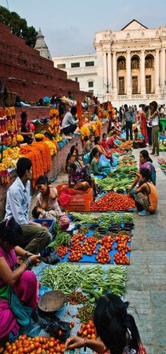 Kathmandu, Nepal, loved the people and the beauty.
